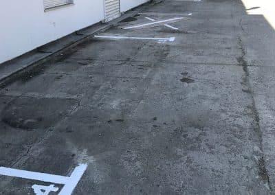 Разчертаване паркинг (8)
