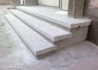 Поддръжка на сгради – стълбище мозайка
