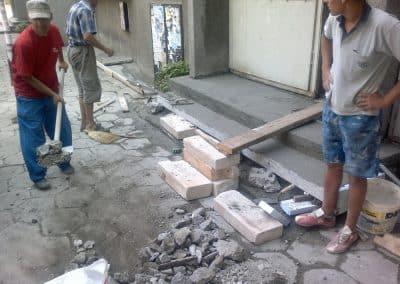 Стълбище мозайка (6)