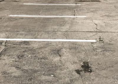 Разчертаване паркинг (3)
