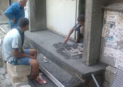 Стълбище мозайка (1)