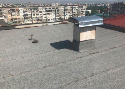 Хидроизолация плосък покрив (10)