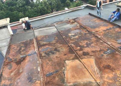Хидроизолация плосък покрив (2)