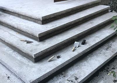Стълбище мозайка бл.114