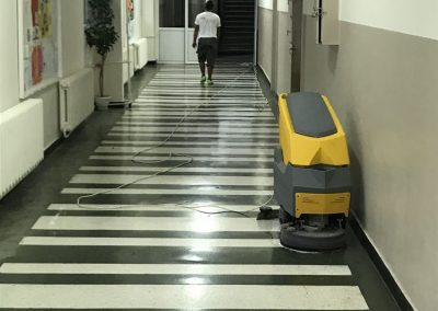 Поддръжка на сграда – почистване