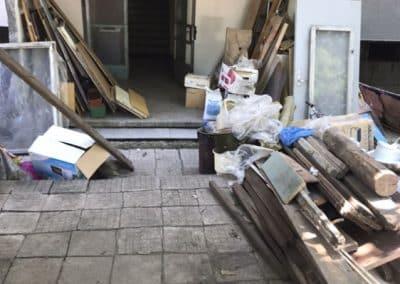 Поддръжка на сграда – почистване О.Ч